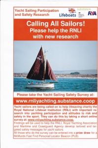 RNLI Safety Survey