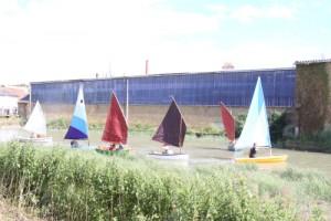 Faversham dinghy race